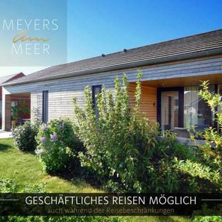 Holzferienhaus an Ostsee - Z1, Strand 800m, alles inklusive - Holzferienhaus Zierow, Ferienwohnung Z1 - Zierow