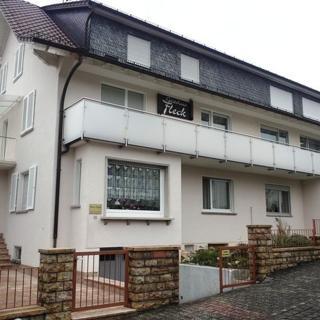 Gästehaus Fleck - Einzelzimmer - Bad König