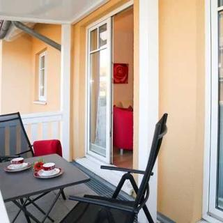Appartements in Kühlungsborn-West - (279) 2- Raum- Appartement-Strandschlösschen 14 - Kühlungsborn