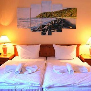 Hotel Heiderose auf Hiddensee - Doppelzimmer 24 - Vitte