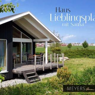 """Schwarzes Ferienhaus an der Ostsee """"Lieblingsplatz"""" - Sauna - Schwarze Ferienhäuser an der Ostsee - Zierow"""