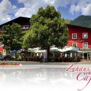 Hotel Garni ILGERHOF - Romantikdoppelzimmer - Walchsee