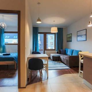 Rezydencja Sienkiewicza II (RSII10, RSII12, RSII22) - Apartment mit einem Schlafzimmer ( RS II 10) - Swinoujscie