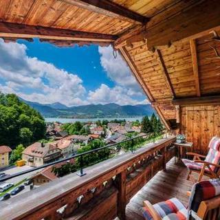 Das Alpbach Suiten - Design-Suite Carl Theodor - Tegernsee