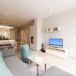 Villa Strandgrün 02 - Appartement 02 - Heringsdorf