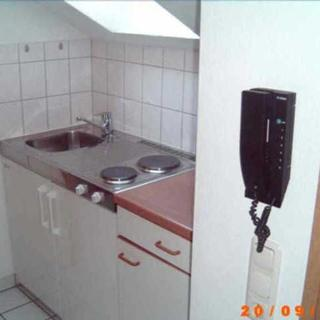 Ferienappartements Brüstle - Ferienwohnung 4 40qm, 1 Wohn-/Schlafbereich, max. 5 Pers - Freiburg