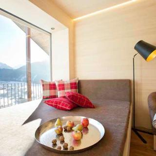 n Apartments Hotel **** - n 04 2-4 Personen - 1. OG - ca. 57 m2 - Schoppernau