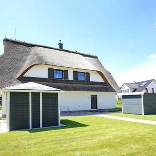 Reethaus Am Mariannenweg 05b - Haus Baltic - Reet/AM05b Reethaus Am Mariannenweg 05b - Haus Baltic - Boltenhagen