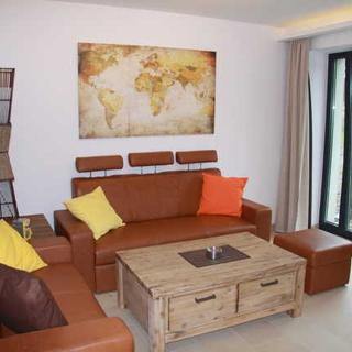 Strandresidenz Appartement Seeadler V01 in Prora - App. V01 Seeadler 94m² bis 6 Personen - Prora