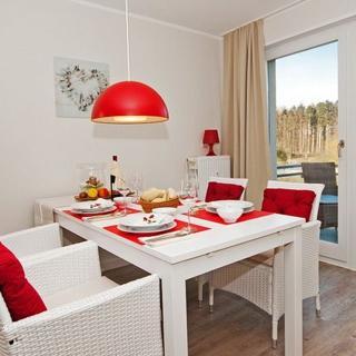 Feriendomizil Strandblick - STR1A2,  - 2 Zimmerwohnung, MeerSonne - Haffkrug