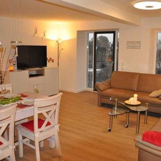 """Appartement """"Feng Shui - Apricum"""" G41  in Prora - Appartement """"Apricum"""" 80m² bis 4 Erw. + 2 Kinder (bis 16 J.) - Prora"""