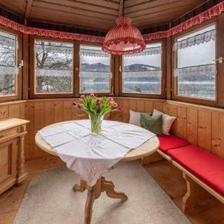Gästehaus Forelle am See - Ferienwohnung Mohnblume - Schliersee