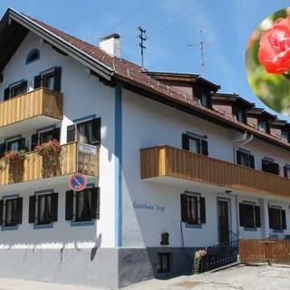 Gästehaus Vogt - Ferienwohnung Rose - Bad Kohlgrub