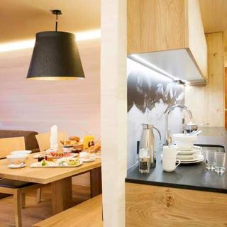 n Apartments Hotel **** - n 06 2 Personen - 1. OG - ca. 41 m2 - Schoppernau