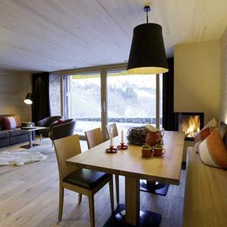 n Apartments Hotel **** - n 01 2-4 Personen - EG - ca. 87 m2 mit Sauna - Schoppernau