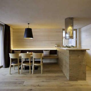 n Apartments Hotel **** - n 03 2-5 Personen - EG - ca. 77 m2 - Schoppernau