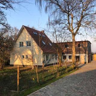 Feriendomizil MERLE - Landhaus MERLE - Hohendorf