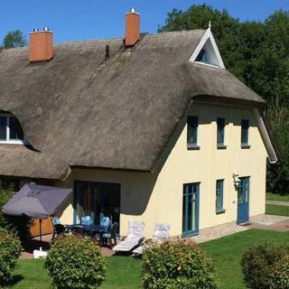 Ferienhaus Malve 4 mit Kamin für bis zu 6 Personen - REH Malve 4 - Poseritz