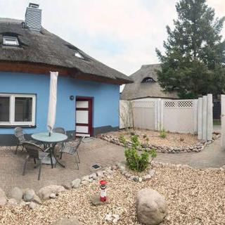 K03 Fischerkaten MARET max 4 Pers - K03 (WLAN + Bettwäsche kostenfrei, Haustiere mögl.) - Ribnitz-Damgarten