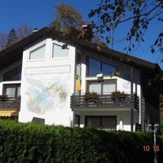 ,Fewo Nr. 7 in der Dr. Gaertner Anlage - 3 Zimmer Maisonettewohnung - Bad Wiessee