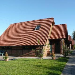 Ferienhaus Hanse im Feriendorf Altes Land - Hollern-Twielenfleth