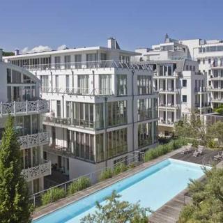 Villa Theres - THE09 - Luxuswohnung über 2 Etagen, strandnah - Sellin