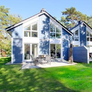 Ferienhaus am Dünenstrand - ADSFH - modernes Ferienhaus, WLan, Terrasse, Garten - Baabe