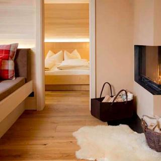 n Apartments Hotel **** - n 02 2-4 Personen - EG - ca. 58 m2 - Schoppernau