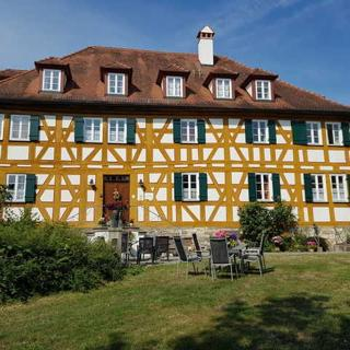 Pension Pastoriushaus - Schlafsaal - Bad Windsheim