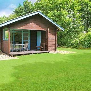 Blockhaus mit schönem Grundstück - überdachte Terrasse - Blockhaus für die ganze Familie - Damp