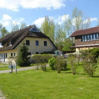 Reetdachhaus Holunder 3, Kamin, 3 Schalfzimmer, W-Lan - REH Holunder 3 - Poseritz