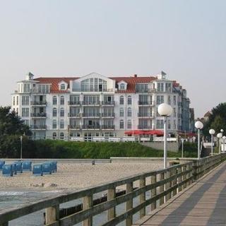 "Appartementhaus ""Atlantik"" - (161) 3- Raum- Appartement - Seeblick - Kühlungsborn"