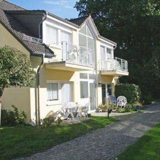 H: Appartementanlage Eldena Whg. 20 - 100m zum Strand - Ferienwohnung Eldena Nr. 20 - mit Terrasse & 3 Balkone - Lobbe