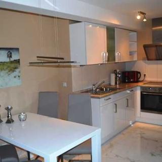 Appartement Südstrand - Appartement V11 60 m² bis  4 Erw. + 1 Kleinkind (bis 3 J.) - Prora