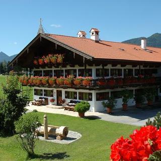 Gästehaus  Webermohof - Einzelzimmer Bergblick - Rottach-Egern