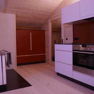 Gästehaus Helga Bär - Ferienwohnung III - Au