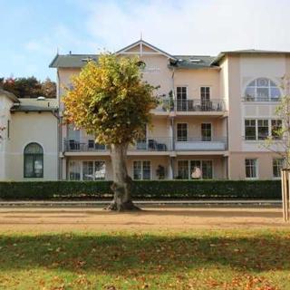 Appartements in Kühlungsborn-Ost - (296) 2- Raum- Appartement-Lindengarten Lindenstr. 10 - Kühlungsborn