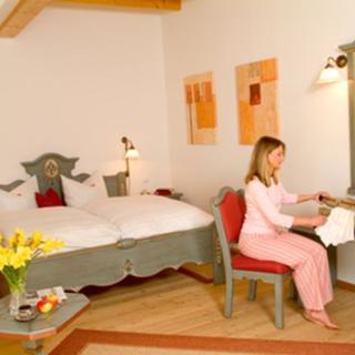 Hotel Wappenstube - Doppelzimmer Superior - Erbach
