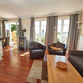 """Villa Sommerwind F 583 WG 02 mit 37m² gr. Terrasse + Sauna - Villa Sommerwind WG 02 """"Strandrose"""" - Sellin"""