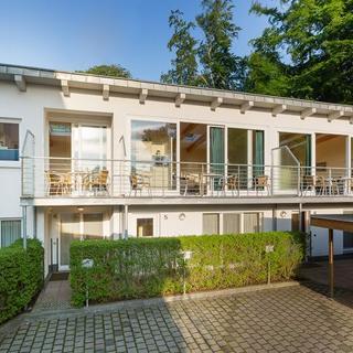 Villa Wende (VW) bei  c a l l s e n - appartements - VW02 - Binz
