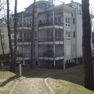Villa Marfa - Wohnung 13 - Heringsdorf