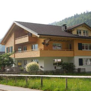 """Gästehaus Graf - Apartement """"Kanisfluh"""" - Bezau"""