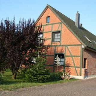 Landhaus San-Mar mit Fewo und Blockhäusern nahe Kühlungsborn - 2-Raum-Fewo im Landhaus (58m², 4 Pers., tierfrei, OG) - Gersdorf