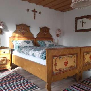 Haus Bamberger - Dreibettzimmer - Fischbachau