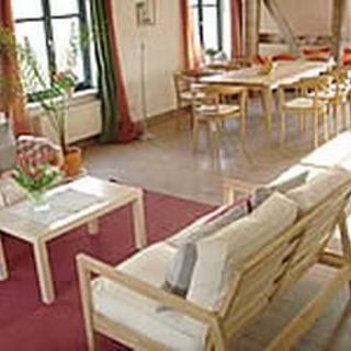 Gutshaus Ketelshagen - romantisch, ruhige Lage - Gartenzimmer - Putbus