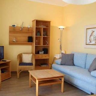 """Appartementhaus """"Atlantik"""" - (69) 3- Raum- Appartement mit Terrasse-Ostlage - Kühlungsborn"""