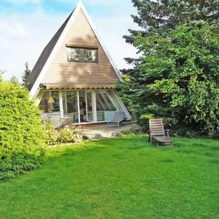 Zeltdachhaus -  2 x TV - ruhige Lage - sonnig - strandnah - Zeltdachhaus mit Zaun in sonniger Lage - Damp