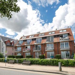 Strandresidenz Wohnung 1 - Strand 70-1 Strandresidenz Wohnung 1 - Haffkrug