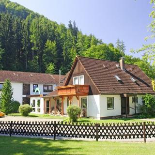 Ferienhaus am Kunzenbach und Pension Birgit - Ferienwohnung 2 Pers. - Walkenried OT Zorge