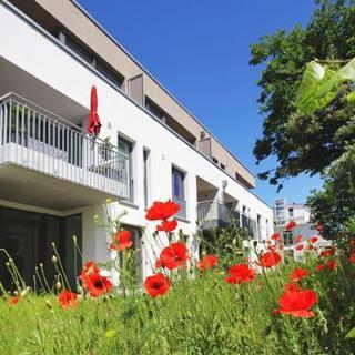 Dünenresort Binz - DR415: strandnahe Ferienwohnung mit Balkon, WLan - Binz